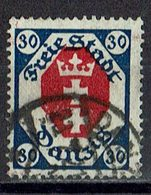 Danzig 1921 // Mi. 78 O - Dantzig