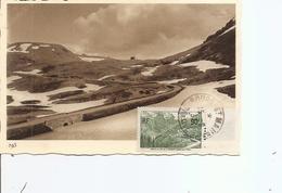 France - Col De L'Iseran ( CM De 1937 à Voir) - Maximumkarten