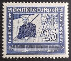1938  Deutsches Reich , Germany , Graf Von Zeppelin, *,**, Or Used - Ungebraucht