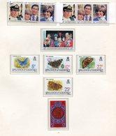 Guernsey - 1981 - Annata Quasi Completa ** - Guernesey
