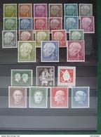 Bund Jahrgang 1954 **  Postfrisch , Komplett (Mi 177 - 203) ,  Einwandfrei - Ungebraucht