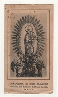 Santino Antico Madonna Di Don Placido Da Napoli - Religion & Esotérisme