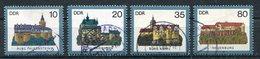 DDR Michel-Nr. 2910-2913 Gestempelt Tagesstempel - DDR