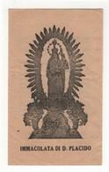 Santino Antico Madonna Di Don Placido Da Napoli - Religione & Esoterismo