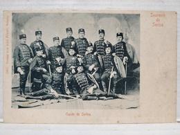 Souvenir De Serbie. Garde De Serbie - Serbie
