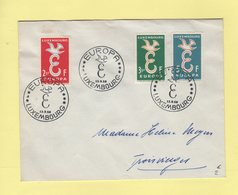 Luxembourg - Europa - 13-9-1958 - Luxemburg
