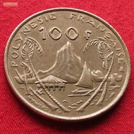 French Polynesia 100 Francs 1998 KM# 14 *V2  Polynesie Polinesia - French Polynesia