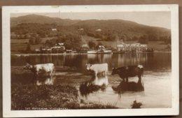 Windermere Waterhead Posted 1936 - Cumberland/ Westmorland