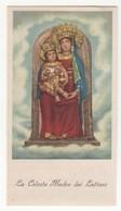 Santino Antico Madonna Dei Lattani Da Roccamonfina - Caserta - Religion & Esotérisme