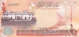 BAHRAIN 1/2 DINAR 2008 P-25 UNC */* - Bahrain