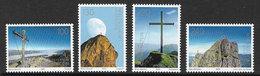 Liechtenstein 2009 Alpine Association 4v Set Complete Unmounted Mint [4/4722/ND] - Liechtenstein