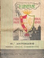 Évora - O Lusitano, 41º Aniversário, Número Especial Comemorativo - Futebol - Portugal - Sport