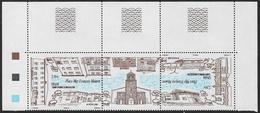 St.-Pierre Et Miquelon 2009 Place MGR Francois Maurer Set 2v Complete Unmounted Mint [4/4720/ND] - St.Pierre & Miquelon