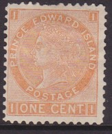 Prince Edward Island 1862 Sc 11 Mint Hinged - Prince Edward Island
