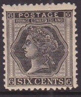 Prince Edward Island 1872 Sc 15 Mint Hinged - Prince Edward Island