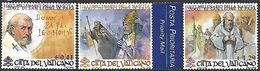 Vatican  2002   Sc#1225-7   St. Leo Set  MNH  2016 Scott Value $6 - Ungebraucht