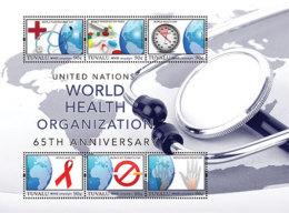 Tuvalu 2013 World Health Organization  I201805 - Tuvalu