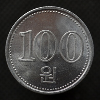 KOREA 100 Won 2005 Km427 UNC COIN NORTH SOCIALISM CURRENCY ASIA - Korea, North