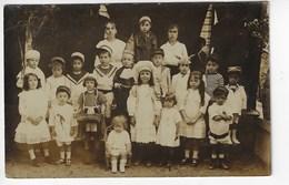 Photographie D'époque - Pension De Paulette à La Cité Sarran Guerre 1914-18 - Sur La Photo Paulette Comte, Son Amie(B54) - Photographie