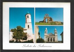 Solarussa (OR) - Non Viaggiata - FORMATO 12x17 - Italien