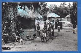 Ghana; Scene In A Ghanaian Village - Ghana - Gold Coast
