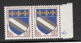 16989 - Variété - Marcofilie (Brieven)