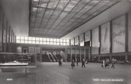 AK - Wien - Süd-Ost Bahnhof - Alte Halle - Altri