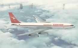 AK - Australia - QANTAS - Boing 707 - 1946-....: Moderne