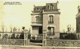 91....essonne...montgeron...pavillon Du Pré Galant - Montgeron