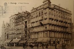 Ostende - Oostende // Hotel Helvetica 1930 - Oostende
