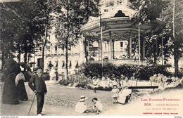 D64  LES EAUX BONNES  Le Jardin Darralde  ..... - Eaux Bonnes