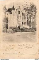 D33  ARCACHON  Ville D'Hiver- Villa Faust   ..... - Arcachon