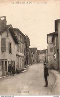 D64  BIDACHE  Grande Rue ( Légende Rongée En Haut )  ..... - Bidache