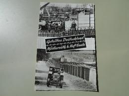 ALLEMAGNE BAVIERE GETEILTES DEUTSCHLAND MÖDLAREUTH B. HOF / SAALE - Hof