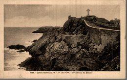 35 SAINT-LUNAIRE  PROMENADE DU DECOLLE - Saint-Lunaire