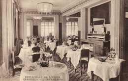 RESTAURANT DE L'HOTEL GRAZIELLA JUAN LES PINS  RV - Antibes