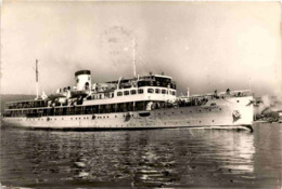 "P/b ""Partizanka"" - Rijeka * 16. 8. 1961 - Croatia"