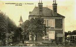 91....essonne...montgeron......le Presbytére - Montgeron