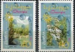 2001 - Georgia 372/73 Europa - Georgia