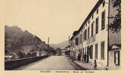 PAILHES  -  GENDARMERIE  ROUTE DE TOULOUSE - Francia