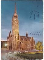 Budapest: WARTBURG 311/12, TRABANT 600, GAZ-VOLGA M21, LADA 1500  - Matthias Church - (Hungarie) - Passenger Cars