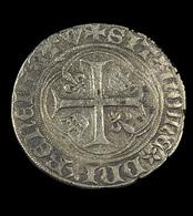 Blanc à La Couronne  -  Louis XI - France - 1461.1483 - ° 18 Paris -  Billon - TB+ - 2,69gr. - - 1461-1483 Louis XI Le Prudent