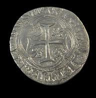 Blanc à La Couronne  -  Louis XI - France - 1461.1483 - ° 21 Chalons Sur Marne -  Billon - TB - 2,65gr. - - 1461-1483 Louis XI Le Prudent