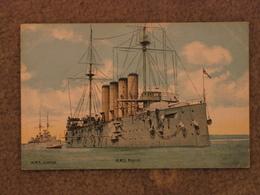 HMS JUPITER AND HMS HAGUE - Warships