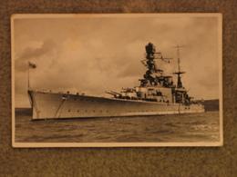 BATTLESHIP AT ANCHOR RP - Warships