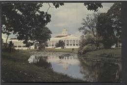 The Presidential Palace, Bogor INDONESIA -  Used. 1980 - See The 2 Scans For Condition.(Originalscan ) - Indonesia