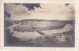 Photo Carte De Godinne Emplacement Du Futur Collège St-Paul Des Jésuites Par Le R.P. Mols Vers 1925 - Profondeville