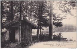 ESSONNE BALLANCOURT ETANGS DE L ILE DU SAUSSAYE E. JOUSSET PROPRIETAIRE - Ballancourt Sur Essonne