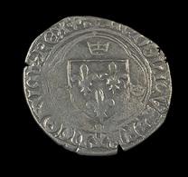Douzain  -  Louis XII - France - 1498.1514 -  ° 12 Lyon -  Billon - TB+  - 2,22gr. - - 987-1789 Monnaies Royales