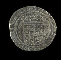 Double Gros De Flandre (2) - Philippe Le Beau Majeur - 1494-1506  Luxembourg - Atelier Bruxelles - 1502 - RR - B+ - Luxembourg